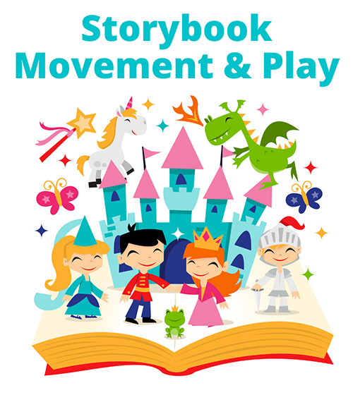 Storybook Movement and Play Classes - Utah Dance Artists