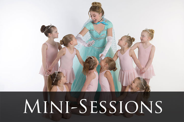 8 Week Mini-Mester Dance Classes for Kids