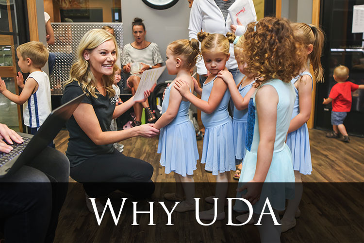 Why Choose UDA for Dance in South Jordan