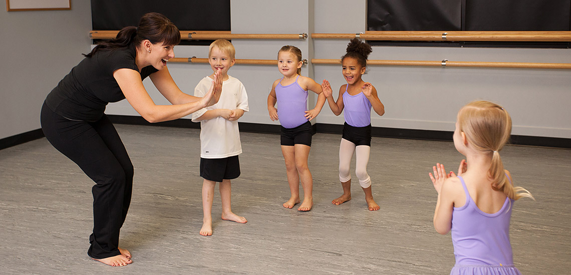 Preschool Dance Classes in Draper