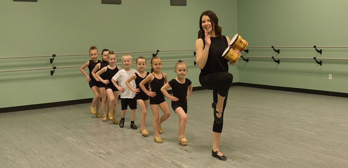 Children's Tap Dance Classes