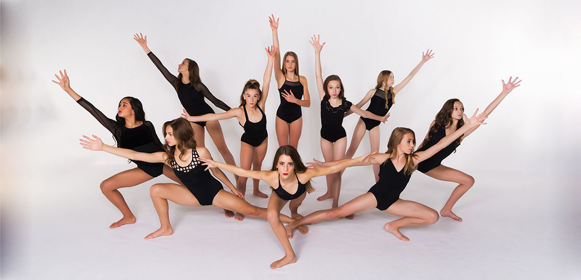 UDA Conservatory Dance Team