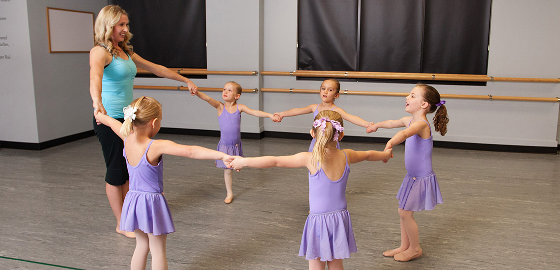 Creative Ballet Classes