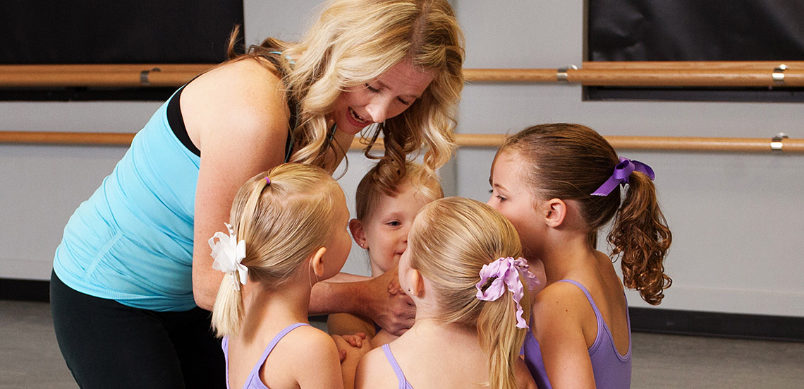 Children's Dance Lessons South Jordan
