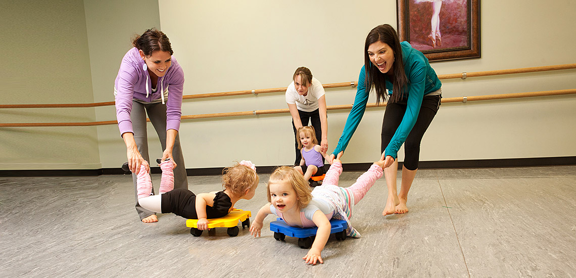 Toddler Dancing Schools