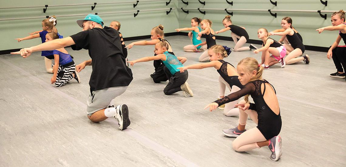 Utah Dance Artists - Hip-Hop Classes - South Jordan Utah
