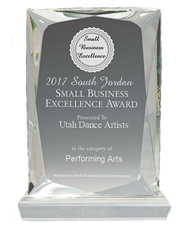 Best of South Jordan Award