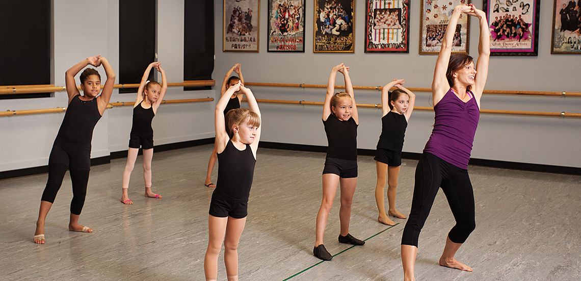 dance studio for kids