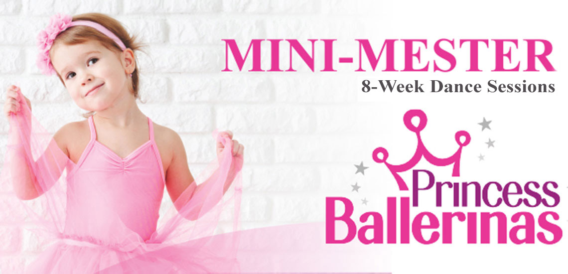 Mini Mester 8 Week Dance Classes