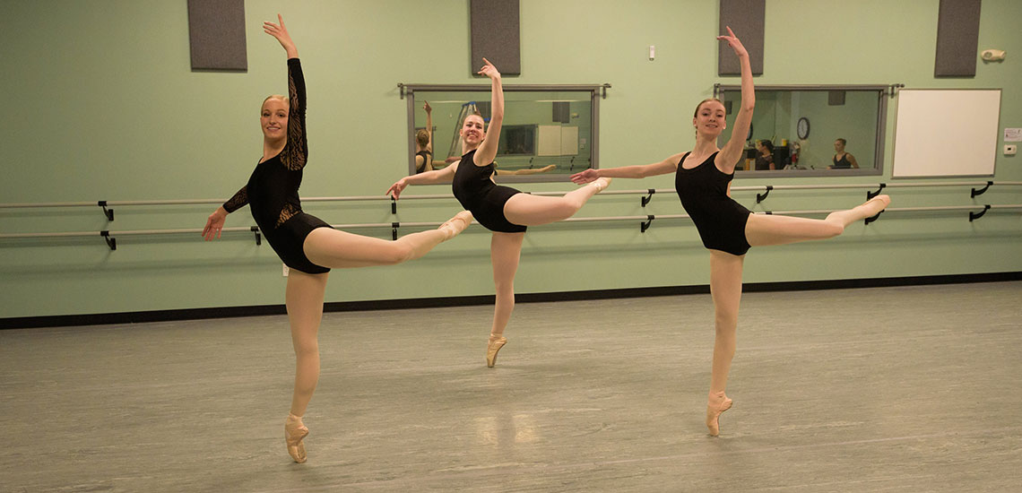 Pointe Ballet Lessons