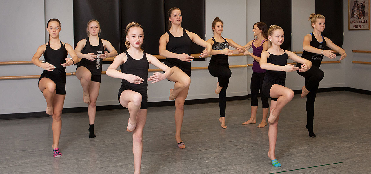 Dance Classes for Teens