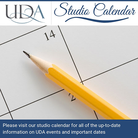 UDA Calendar of Events